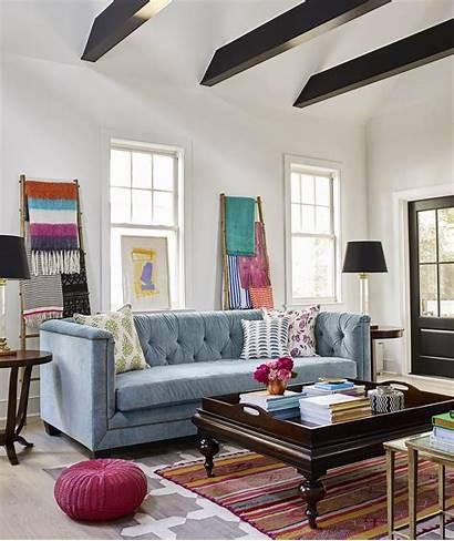 Living Simple Decorating Modern Bright Decor Furniture