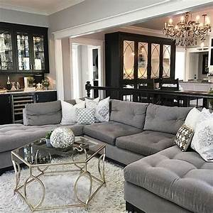 best new dark gray couch living room ideas home remodel With living room design with grey sofa