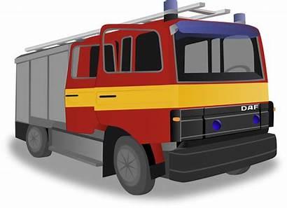 Fire Truck Clip Clipart Firetruck Engine Trucks