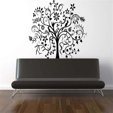 wall mural decals nature nature tree wall decals trading phrases