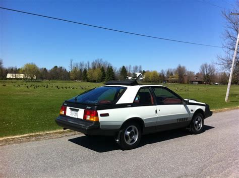 1984 renault fuego fire 1984 renault fuego turbo rusty but trusty