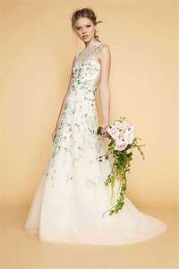 wedding dresses photos high neck floral gown by sabrina With floral embroidered wedding dress