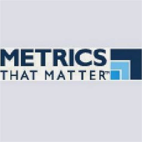 metrics  matter youtube