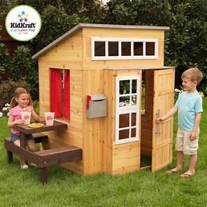 Maison De Jardin : maison de jardin en bois pour enfant cabane de jardin ~ Premium-room.com Idées de Décoration