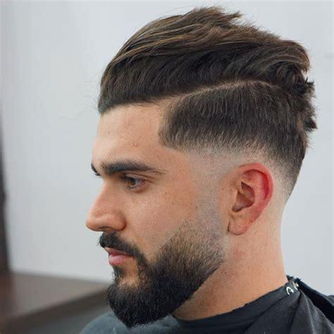 short sides long top haircuts  guide