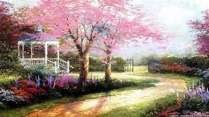 Spring Desktop Backgrounds Wallpapers Background