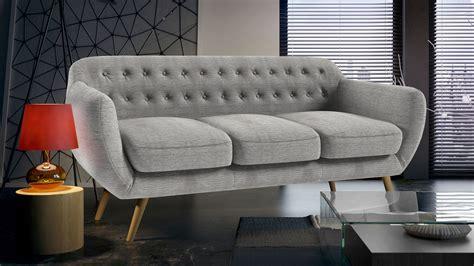 canapes au style retro pour parfaire la deco de votre salon
