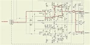 Yamaha Ax-596 - Power  U0026 Amp - Schematic  Circuit Diagram