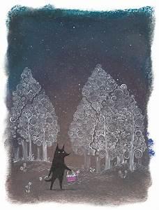 Little Wolf München : children 39 s book illustration the little wolf on behance ~ Orissabook.com Haus und Dekorationen