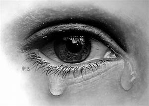 crying eye by hg-art on DeviantArt