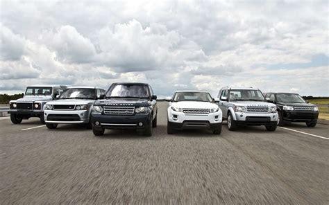 Land Rover Amp Range Rover Wallpaper