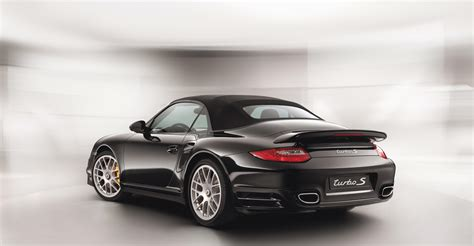 porsche 911 convertible black 2011 black porsche 911 turbo s cabriolet wallpapers