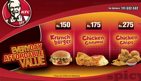 kfc pakistan  day affordable  tossdown
