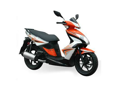2014 Kymco Super 8 150 Review  Top Speed