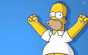 Homer Simpson Desktop Wallpaper
