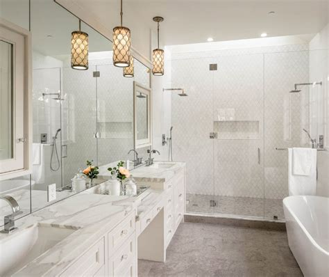 bathroom mirror ideas 15 bathroom pendant lighting design ideas designing idea