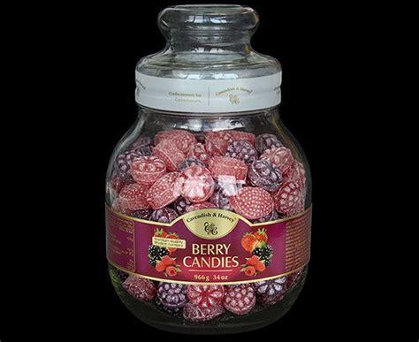 cavendish  harvey berry candies