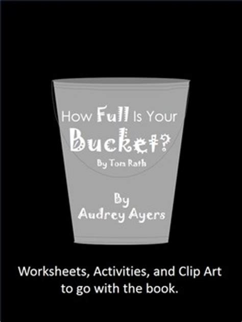 seller  full   bucket worksheets