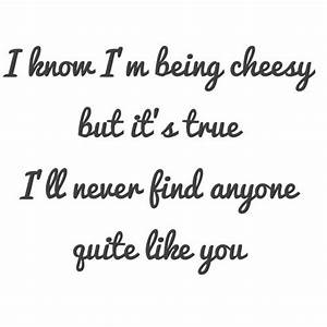 Cheesy Love Quotes & Sayings Cheesy Love Picture Quotes