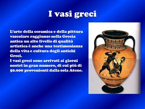 Vasi Antichi Greci by Dalle Pitture Rupestri Ai Murales Ppt Scaricare