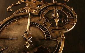 Download Wallpapers, Download 2560x1600 steampunk brown ...