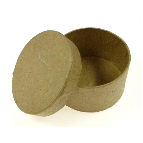 boite en ronde a decorer boite ronde en papier m 226 ch 233 70x39mm