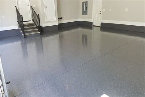 Epoxy Flooring Installers by How To Install Epoxy Garage Flooring Floor Matttroy