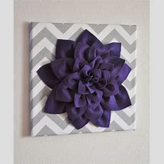 Purple Wall Art Affordable Bedroom Canvas Art Purple Abstract