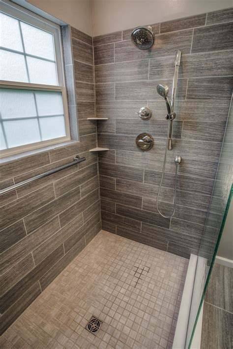 Bathroom Shower Remodel Ideas by West Lafayette Contemporary Master Bathroom Remodel