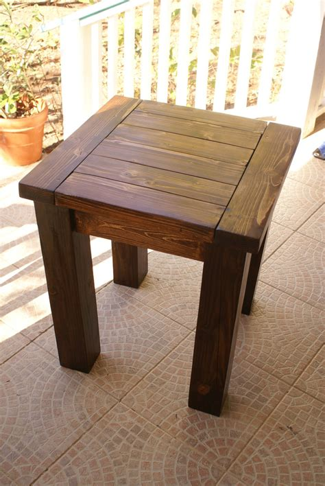 woodworking plans small  table
