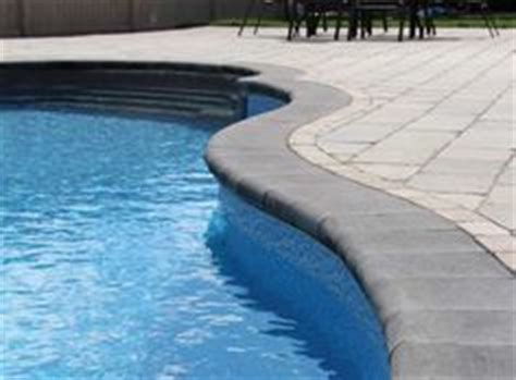 grey coping pools modula graphite grey limestone