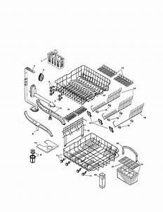 Bosch Shu5315uc  06 Dishwasher Parts