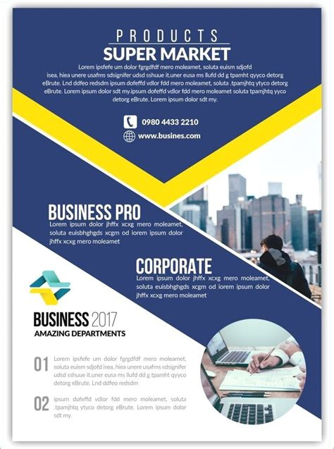 Microsoft Word Flyer Templates by Free Business Flyer Templates For Microsoft Word 10 Free