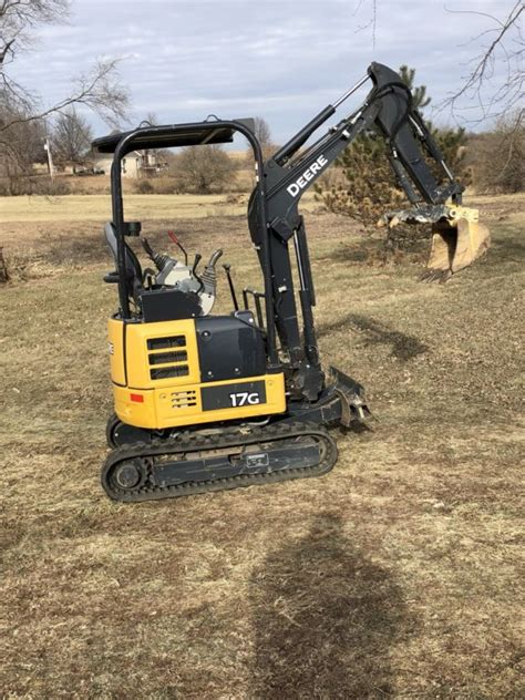 john deere  mini excavator  sale  united states
