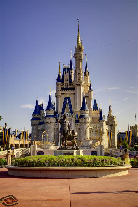 Disney World Castle Wallpaper by Cinderella Castle Wallpapers At Disney Again
