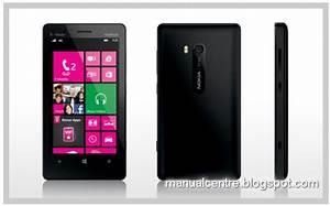 Nokia Lumia 810 Manual
