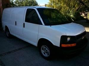 Buy Used Chevy 1500 Express Cargo Van 2004  V6 In Mesa
