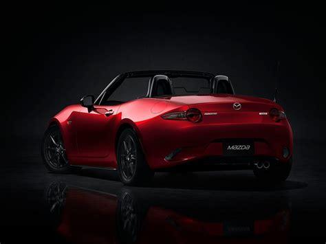 2016 Mazda Mx-5 Miata Officially Unveiled [photo Gallery