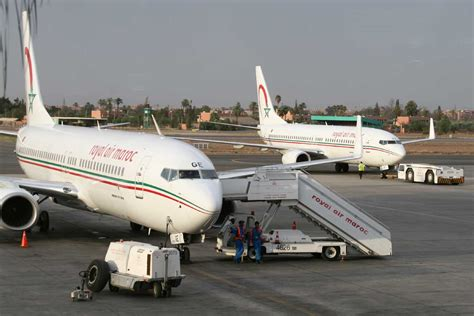 royal air maroc siege spotting at marrakech airport airport spotting