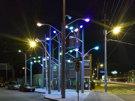 designers  controversial street light art project
