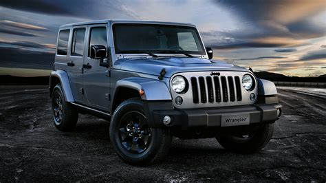 Jeep Wrangler Unlimited 4k Wallpapers by 2015 Jeep Wrangler Unlimited Black Edition Ii Gray Silver