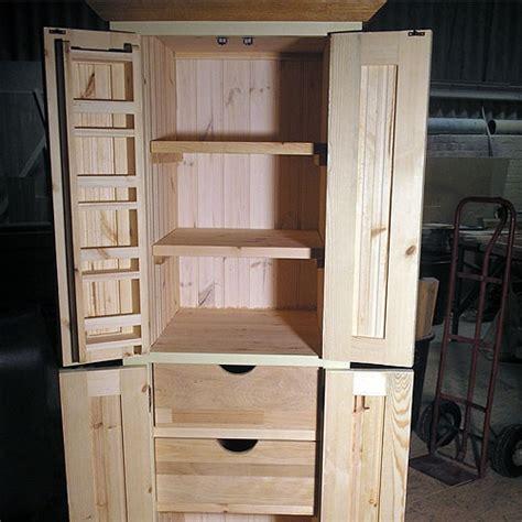 collection   standing kitchen larder cupboards