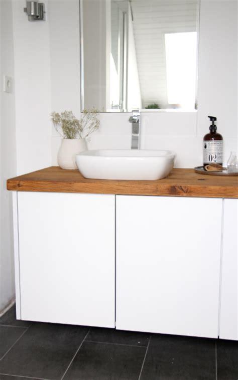 Badezimmer Unterschrank Weiß Günstig by Badezimmer Selbst Renovieren Vorher Nachher Bad