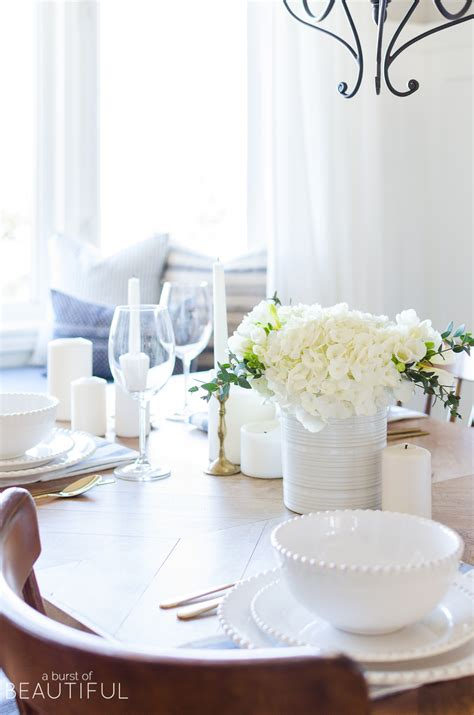 Palette Classic Blue White by Simple Blue And White Tablescape Nick