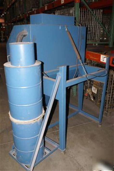 econoline blast cabinet dust collector econoline blast blaster cabinet siphon dust collector