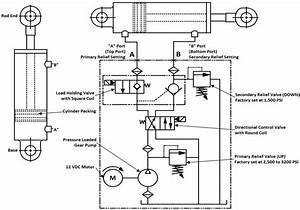 Hydraulic Pump Wiring Diagram