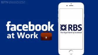 Facebook Inc Adds Royal Bank Of Scotland As First Major Client For ...