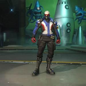 Soldier 76 Skins Overwatch