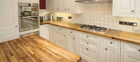 cuisine comptoir bois comptoir de cuisine en bois huil 233 wraste com