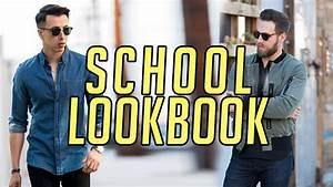 College Look Style : 6 back to school looks for high school and college men 39 s fashion lookbook 2017 gent 39 s ~ Orissabook.com Haus und Dekorationen